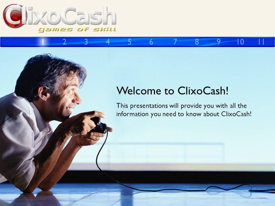1.Play at ClixoCash as much as you like the rest of your life for only 130 2.