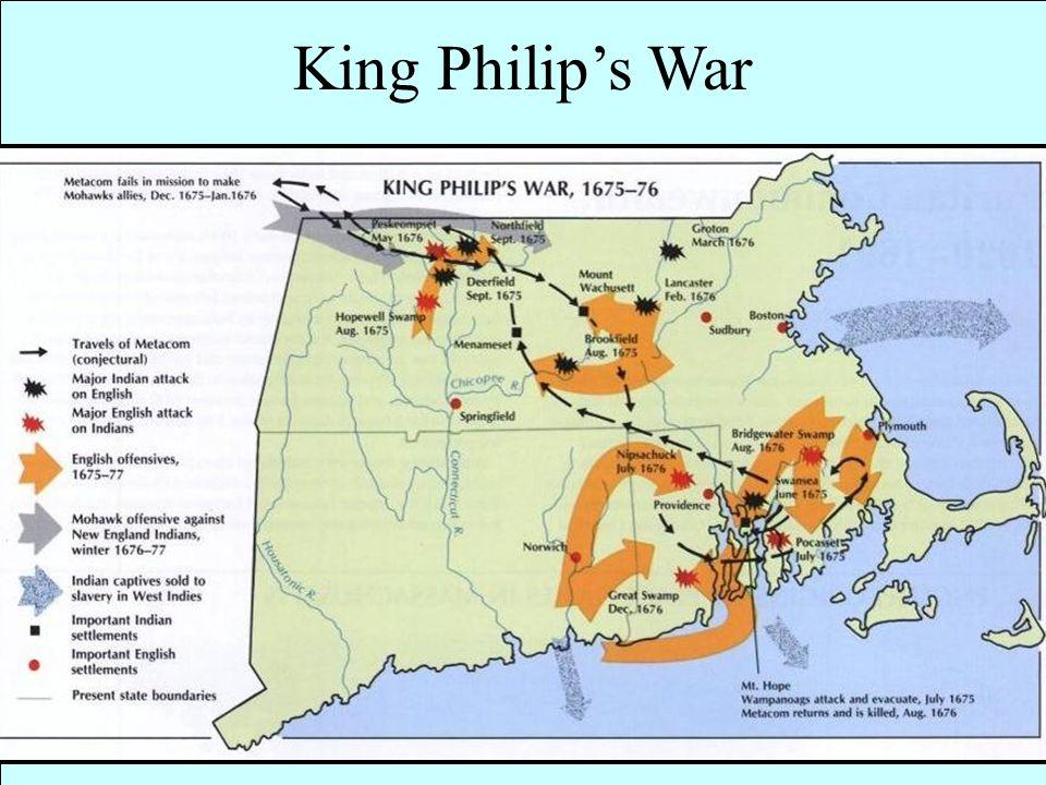 King Philips War