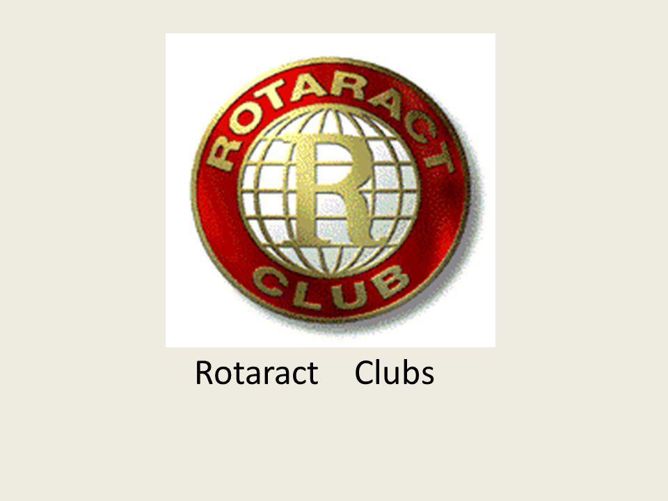 Rotaract Clubs