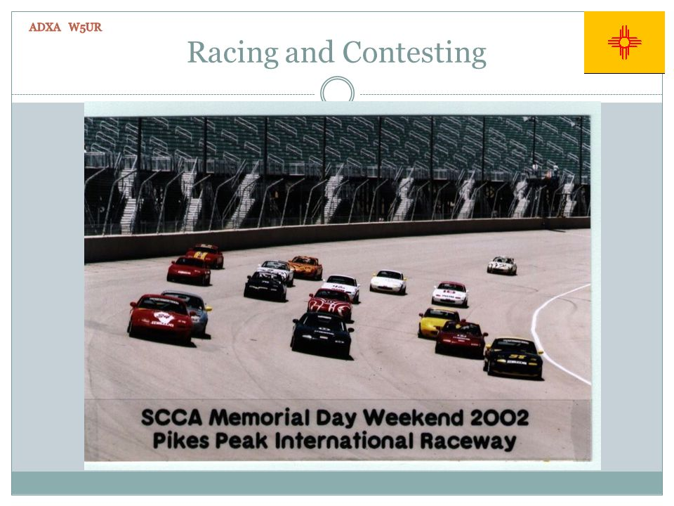 Racing and Contesting