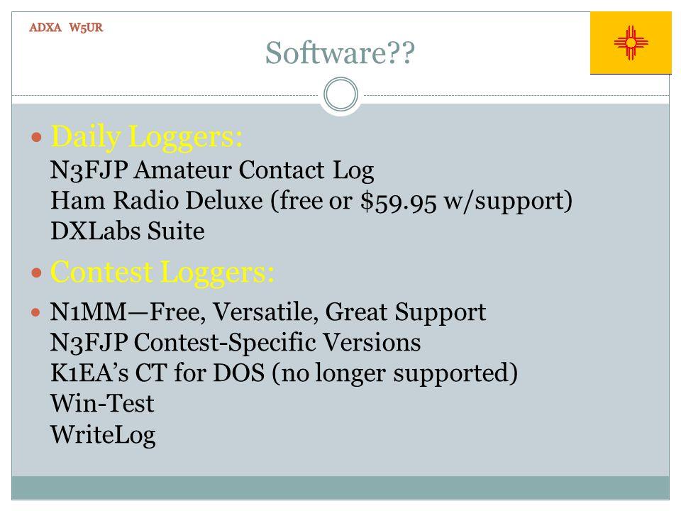Software .