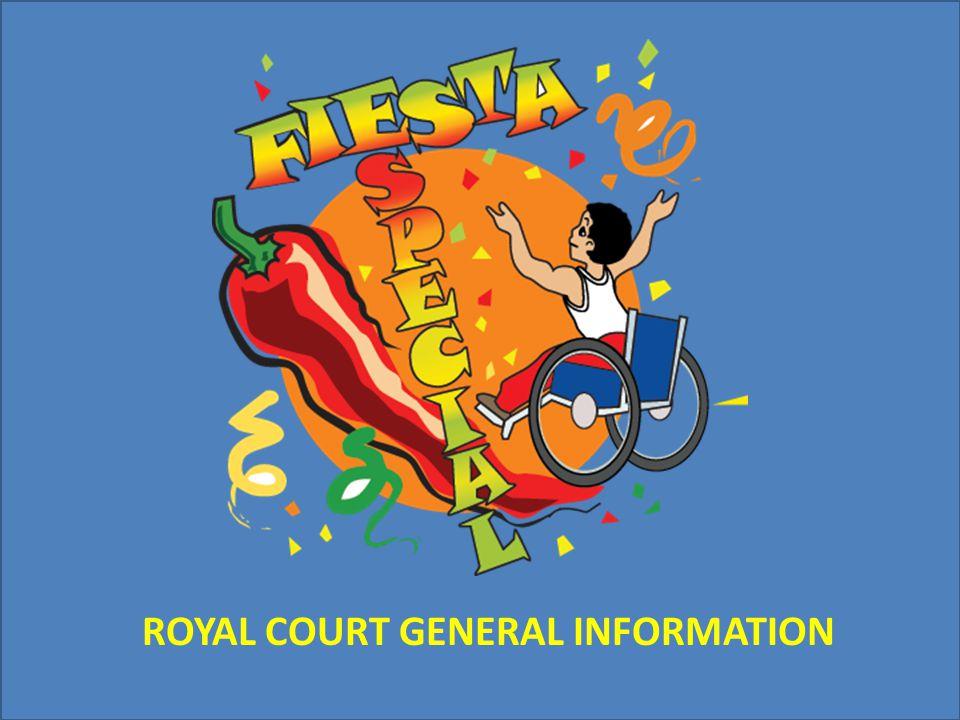 ROYAL COURT GENERAL INFORMATION