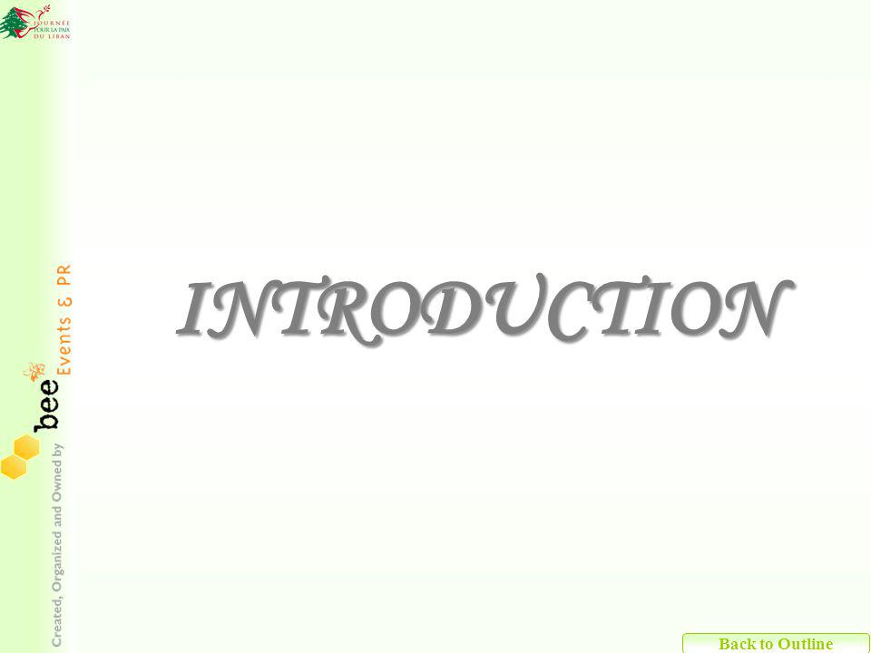 INTRODUCTION Back to Outline