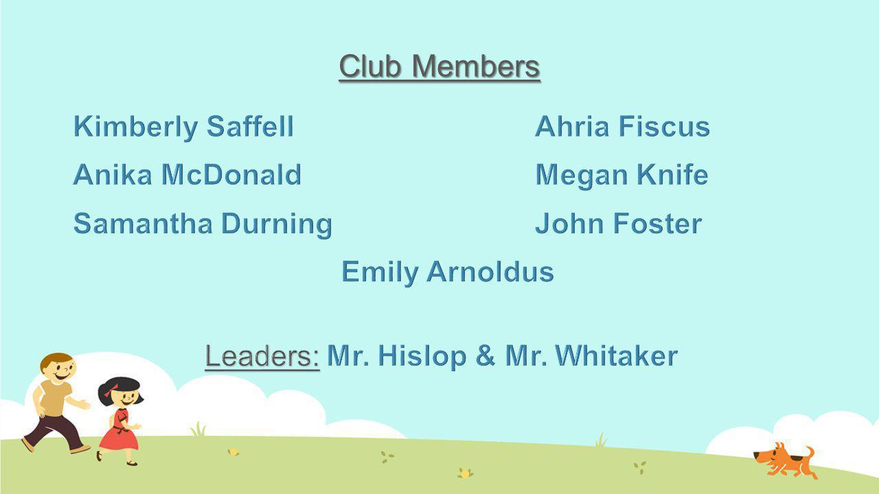 Club Members