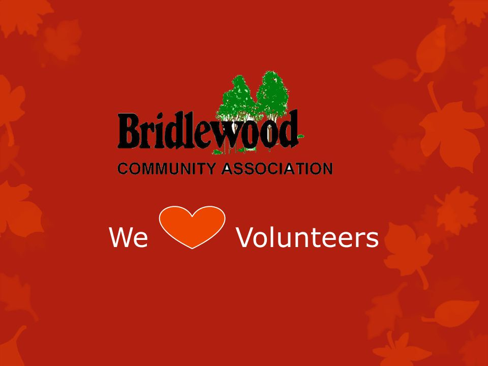 Our Volunteer Philosophy Volunteers are critically important to the BCA and we always strive to match volunteers interests, skills and availability with available positions.