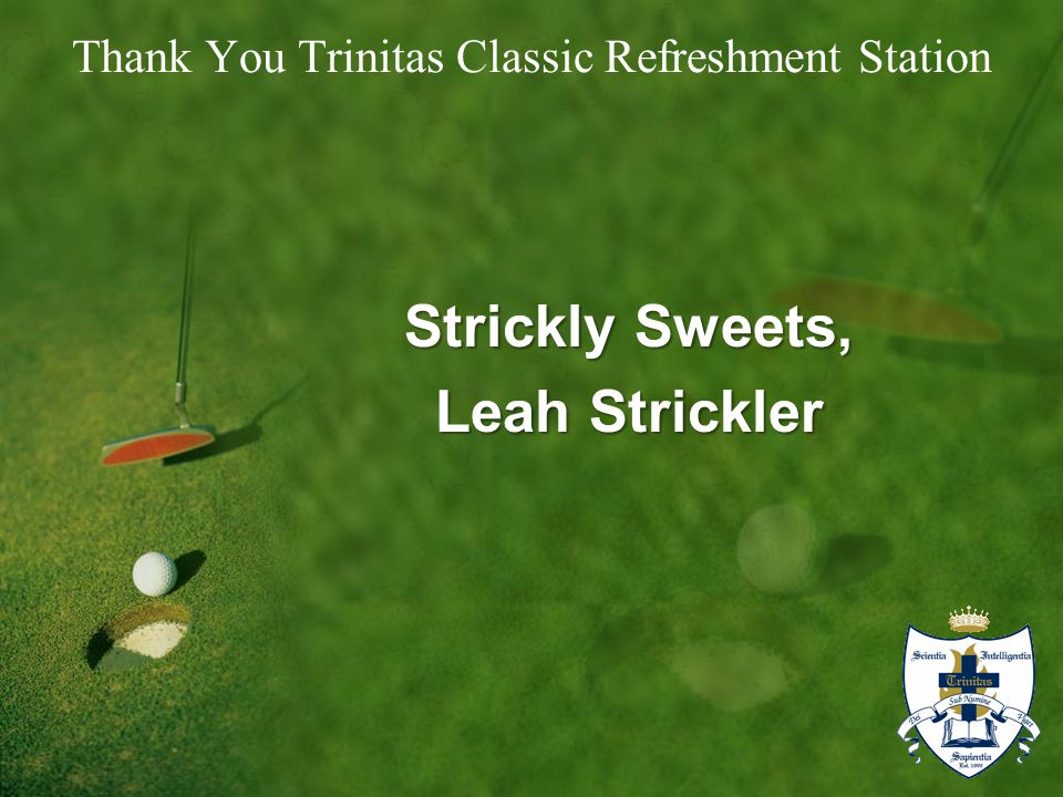 Strickly Sweets, Leah Strickler