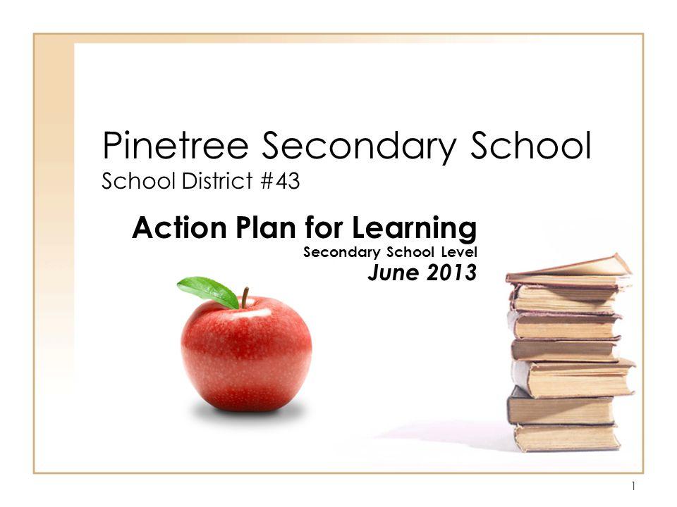 22 Evidence of Change Cross-Grade Assessment Pinetree Secondary Reading Assessment (Semester 2 – 2012/2013) Specific Trends: 53% of Gr.
