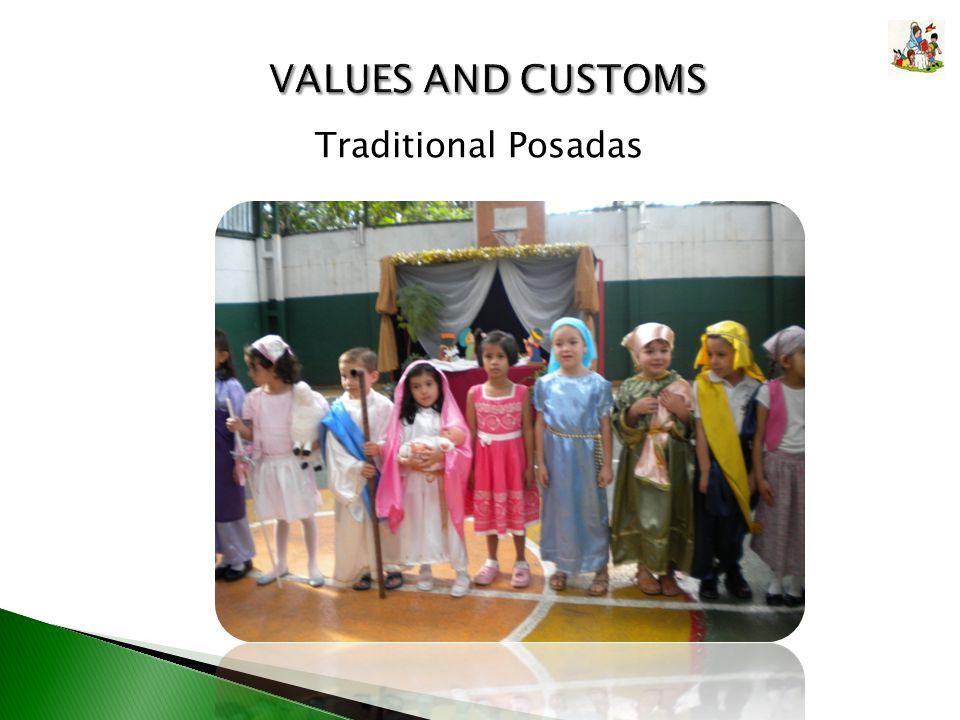Traditional Posadas