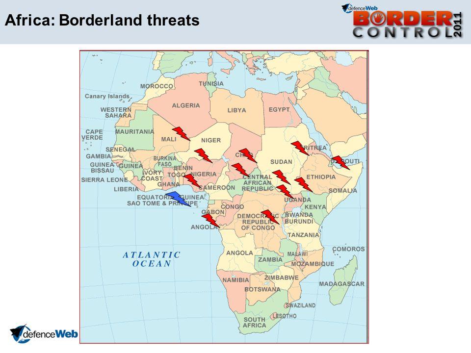 Africa: Borderland threats