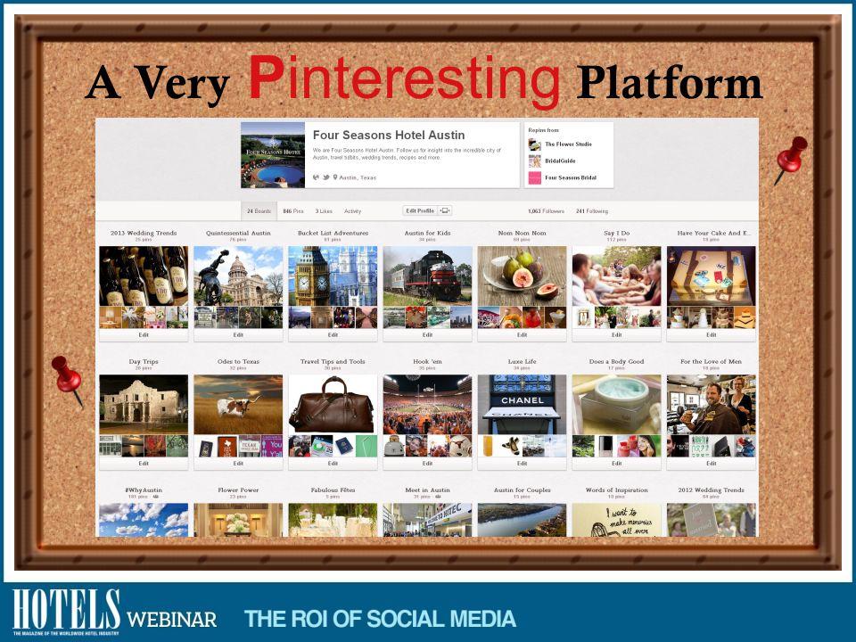A Very Pinteresting Platform