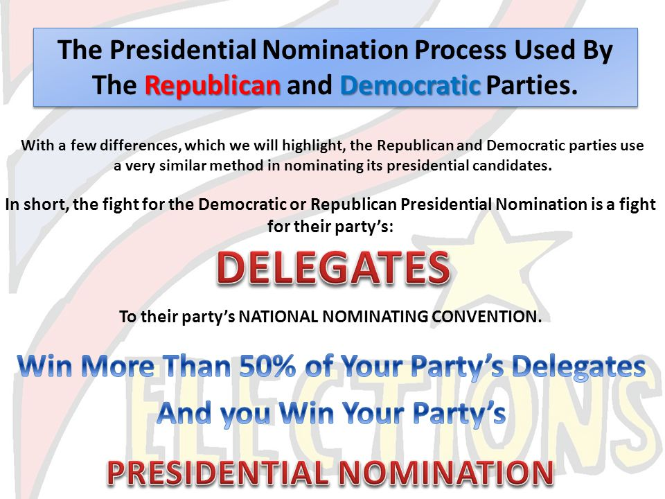 DELEGATE A DELEGATE is a person that has been selected to represent a group they belong to at a meeting or convention.