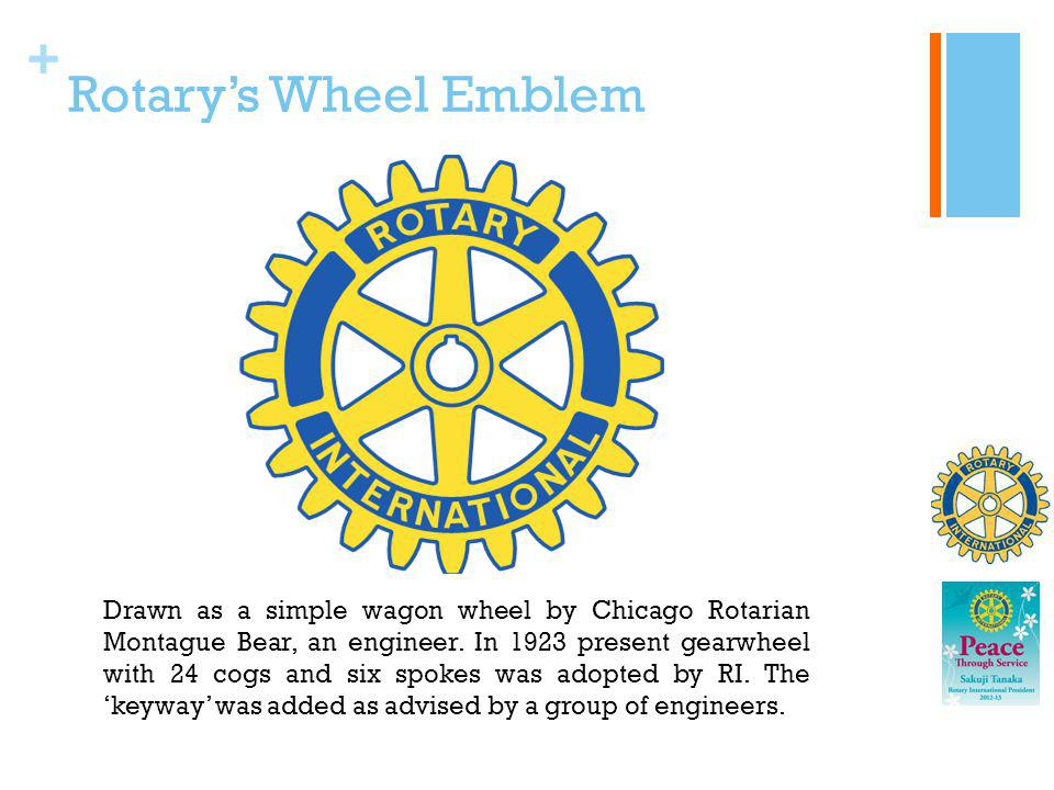 + WHY ROTARY ANN.1914 on a train ride to the Houston convention, only one Rotarians wife on board.