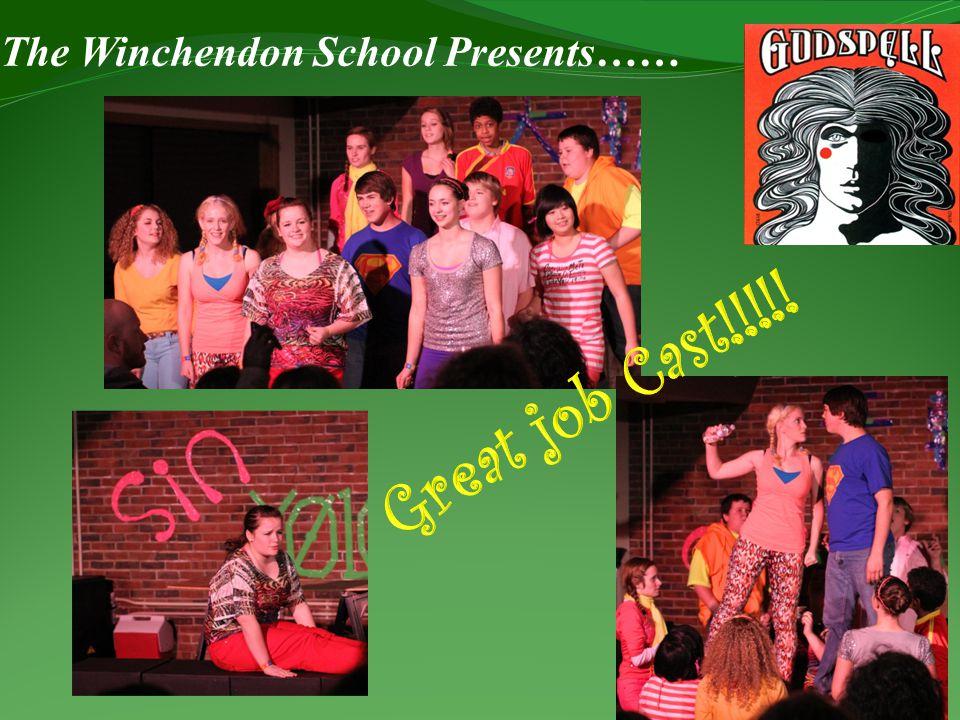 The Winchendon School Presents……