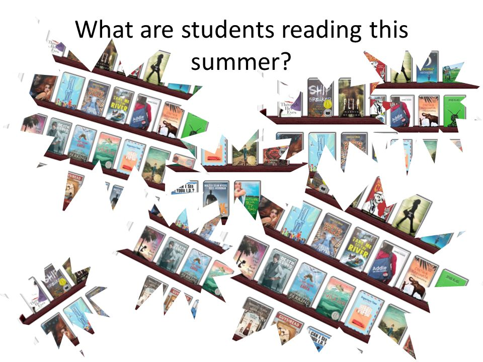 What are students reading this summer