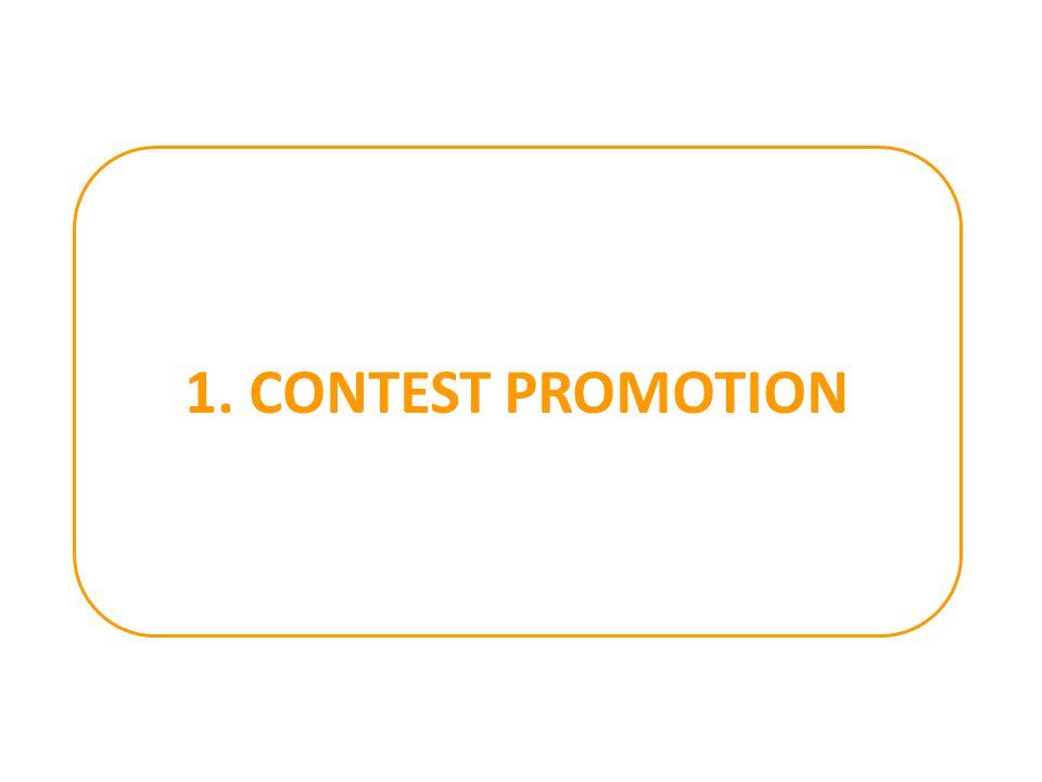 1. CONTEST PROMOTION