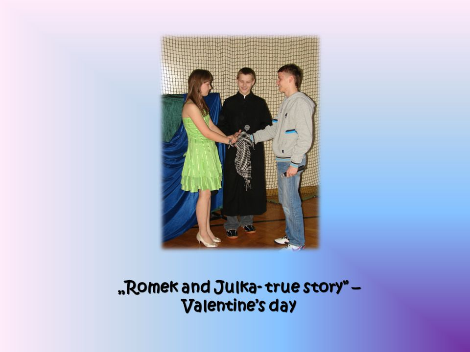 Romek and Julka- true story – Valentines day