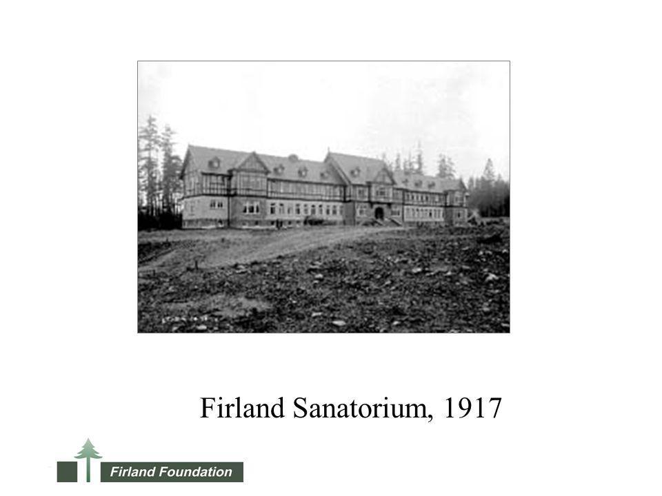 Firland Sanatorium, 1917