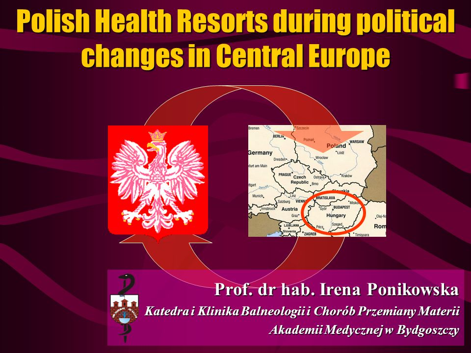 Too low financial support of the medical service from National Health Fund Too low financial support of the medical service from National Health Fund Lack of specific research and didactic center working for polish health resorts Lack of specific research and didactic center working for polish health resorts Too few specialists in Balneology Too few specialists in Balneology What goes wrong in polish balneology nowdays (2)