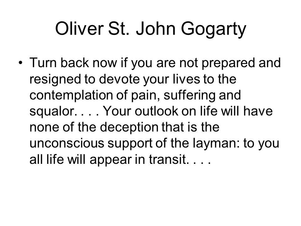Oliver St.
