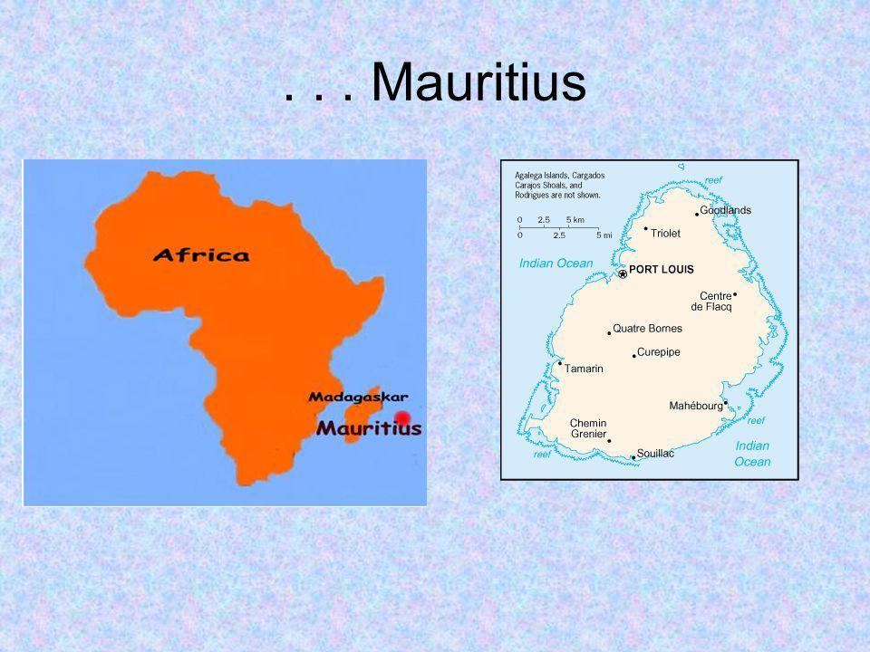 ... Mauritius