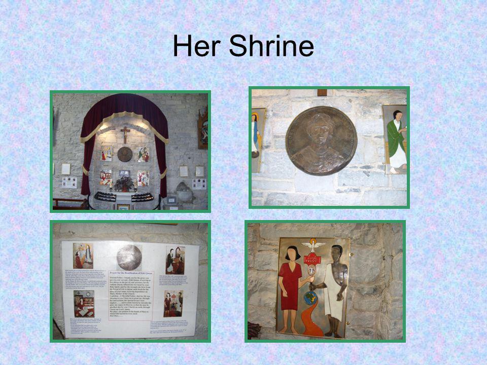 Her Shrine