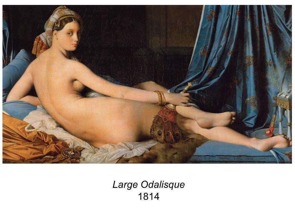 Large Odalisque 1814