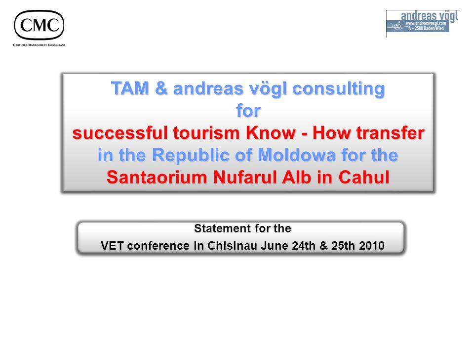 TAM andreas vögl consulting andreas vögl consulting Nufarul Alb Sanatorium Nufarul Alb Sanatorium Project Partners Success!Success!