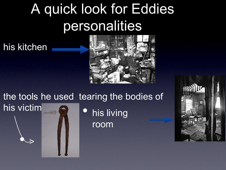 Eddie Gein died, but his story is not dead..