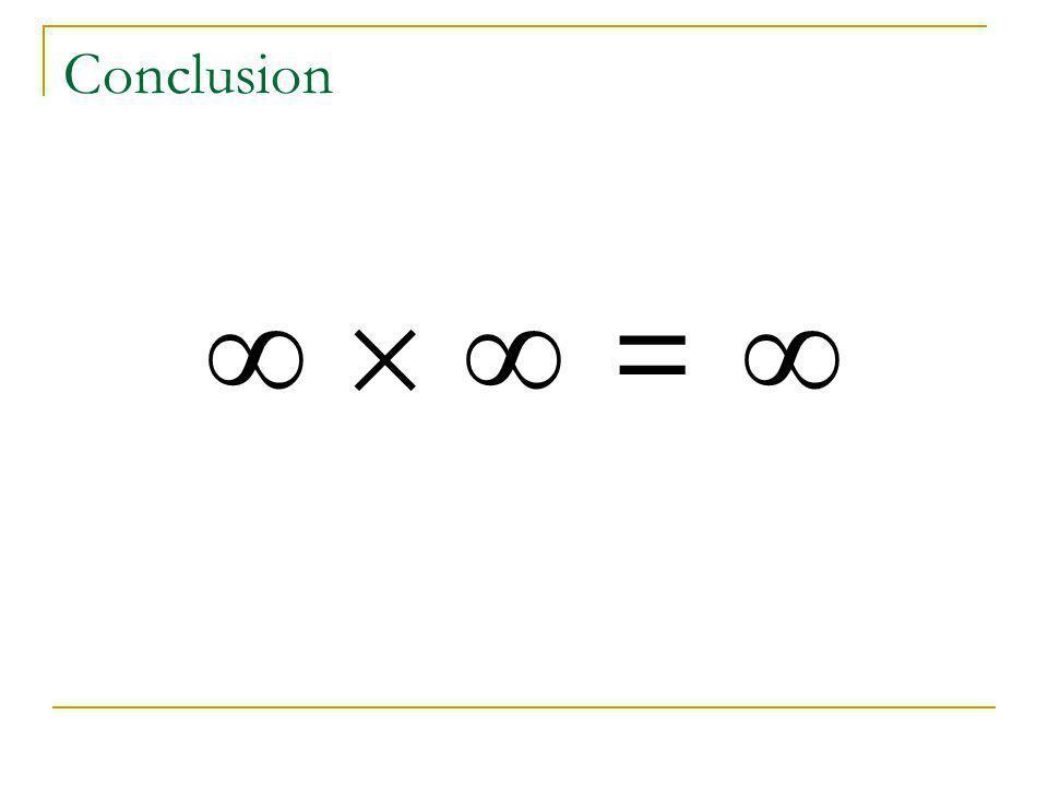 Conclusion =