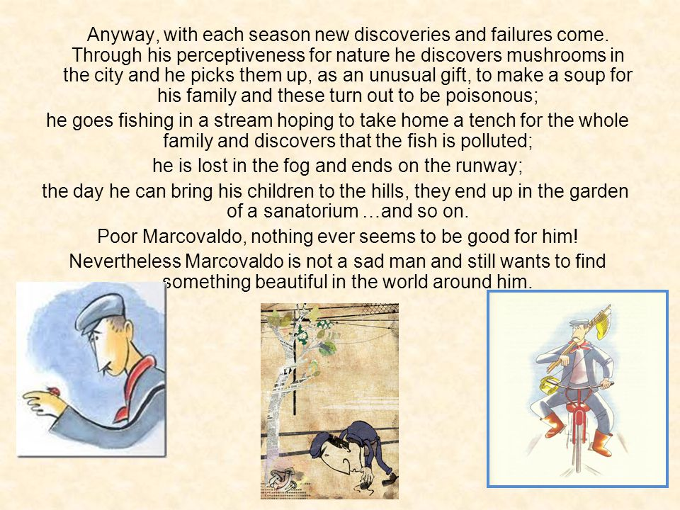 Anyway, with each season new discoveries and failures come.