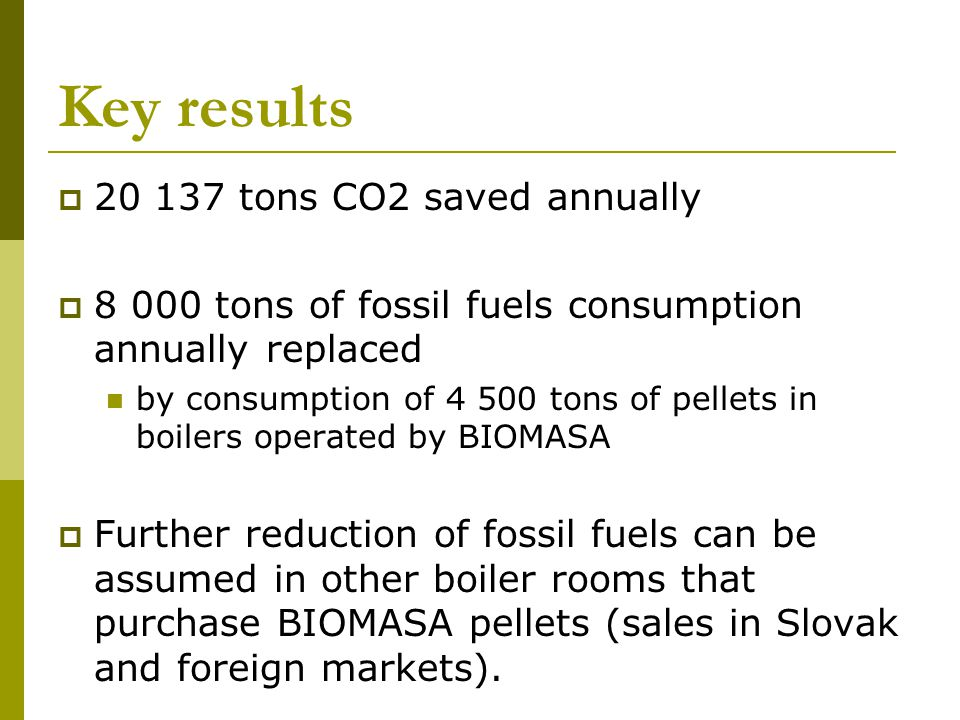 Problem With adequate cash flow, a producer would wait until the pellet price goes up again - within the year and over the years BUT BIOMASA does not have the cash flow does not have storage capacity Subsidizes the heating price to members from the pellet production operation