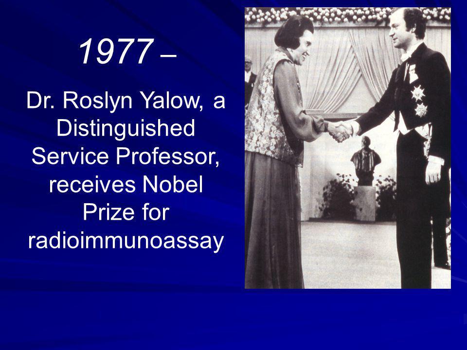 1977 – Dr.