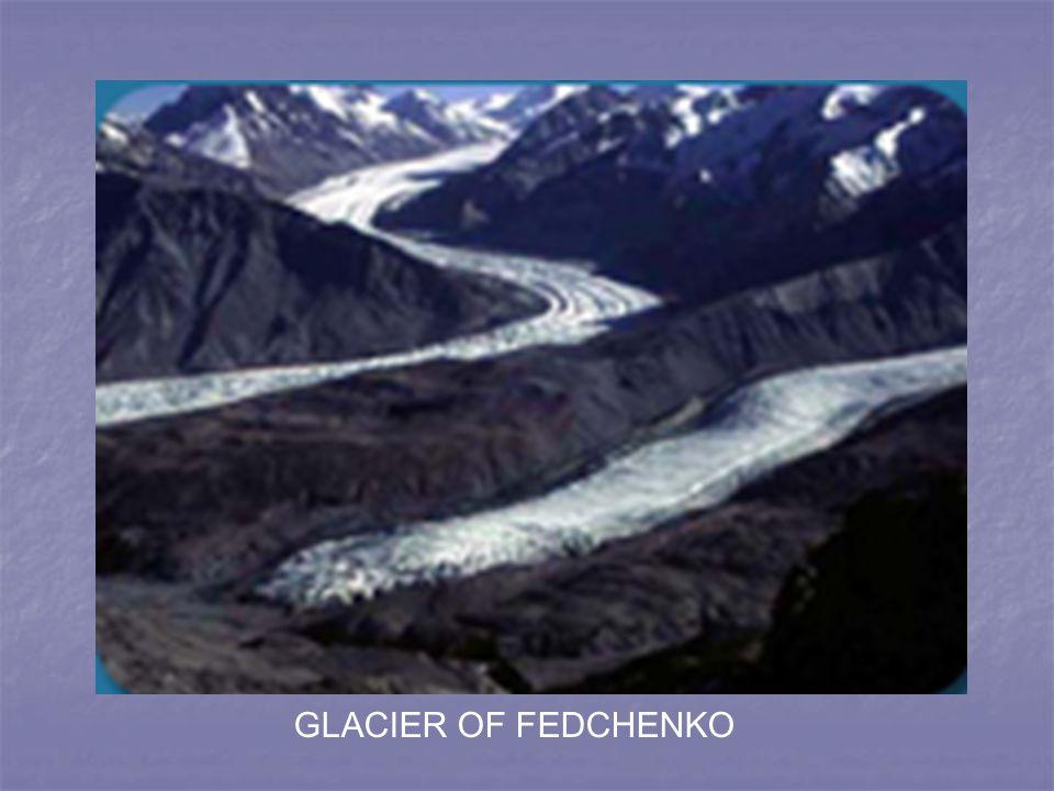GLACIER OF FEDCHENKO