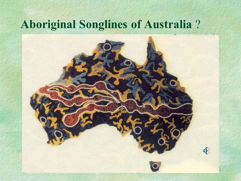 10 Aboriginal Songlines of Australia ?