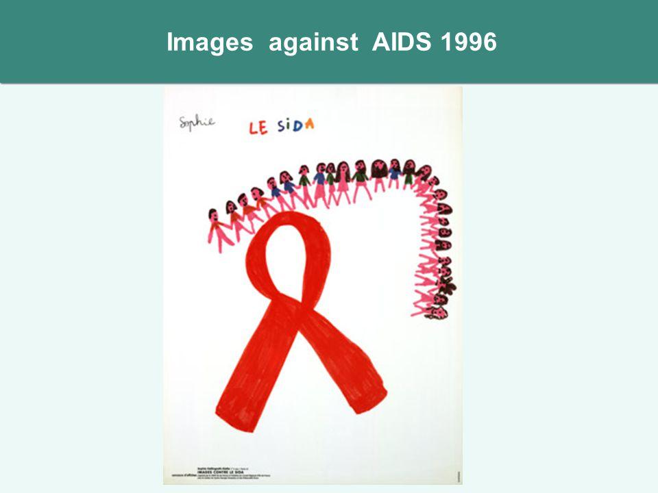 Images against AIDS 1996