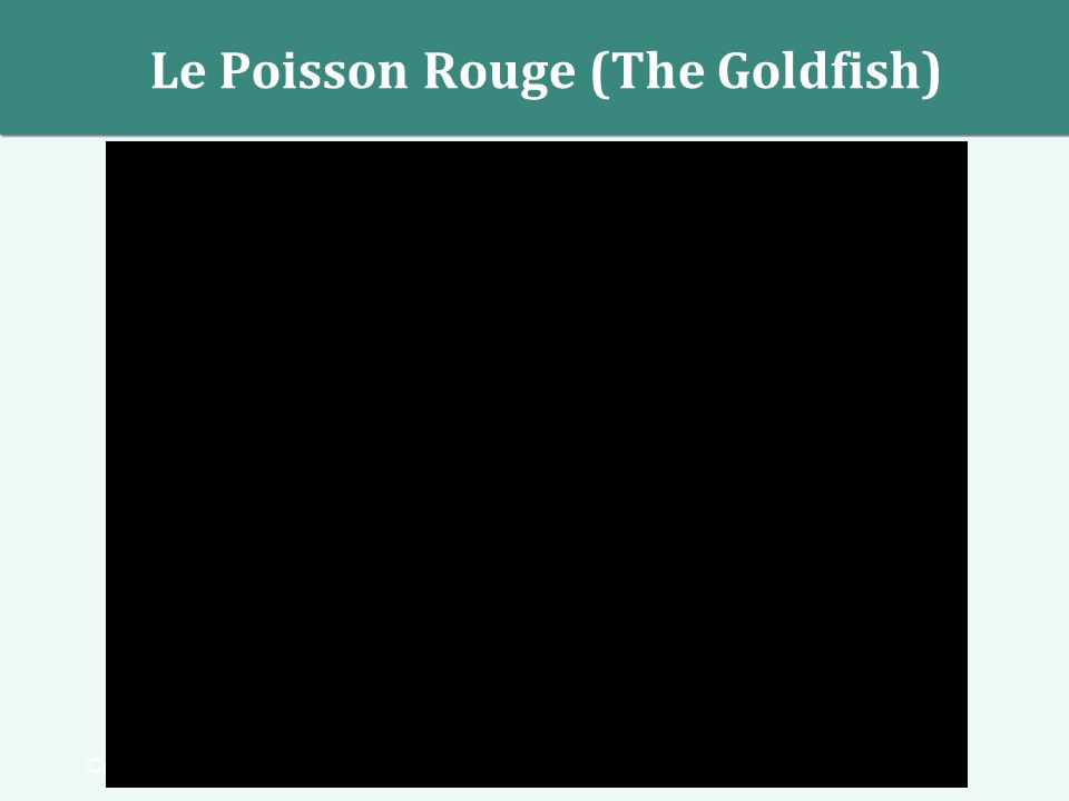 Crips Ile-de-France Le Poisson Rouge (The Goldfish)