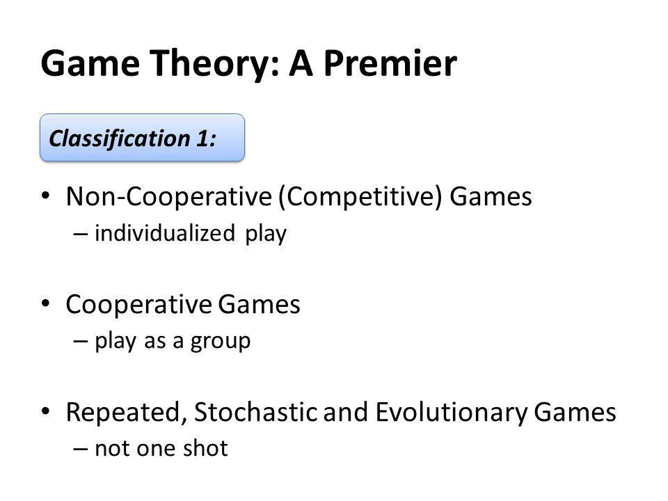 Game Theory: A Premier Wireless Application Cognitive radio network game