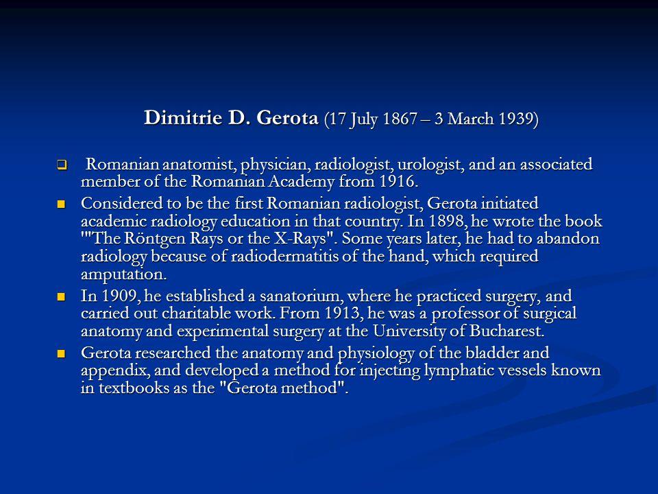 Dimitrie D.