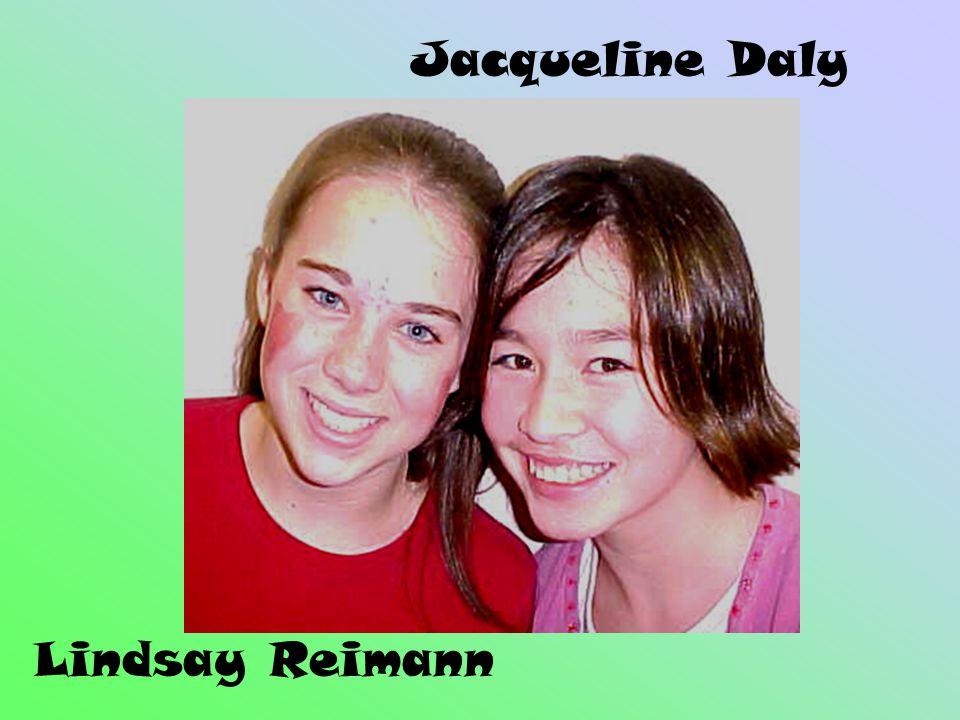 Jacqueline Daly Lindsay Reimann
