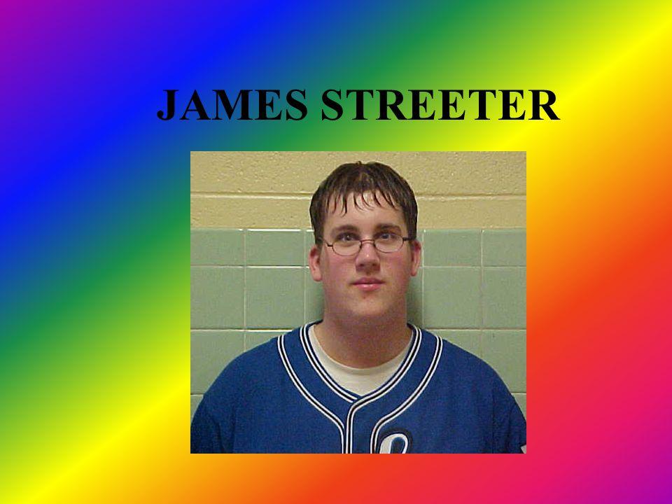 JAMES STREETER