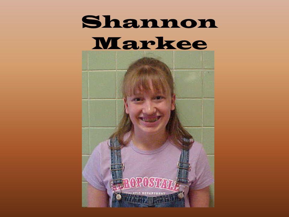 Shannon Markee