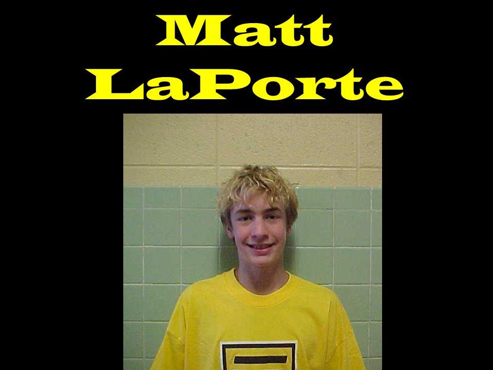 Matt LaPorte
