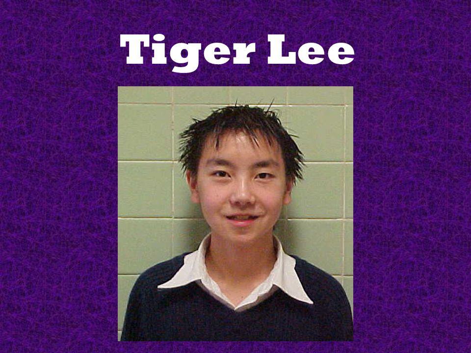 Tiger Lee