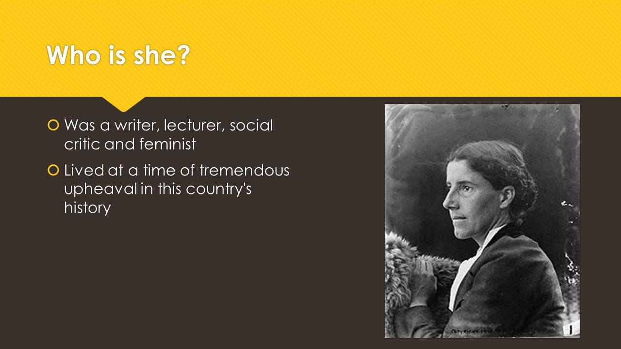 For Homework – Monday, 2/24 Read The Yellow Wallpaper by Charlotte Perkins Gilman Make sure to… Talk to text Ask questions Focus on symbols, imagery, and modernist ideals.