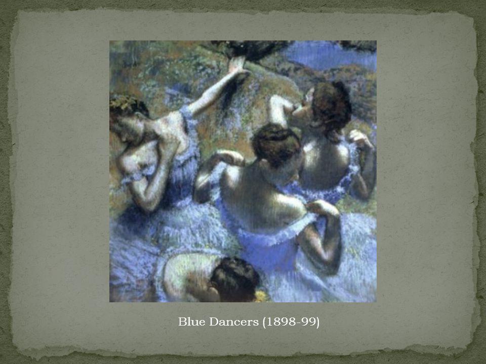 Blue Dancers (1898-99)