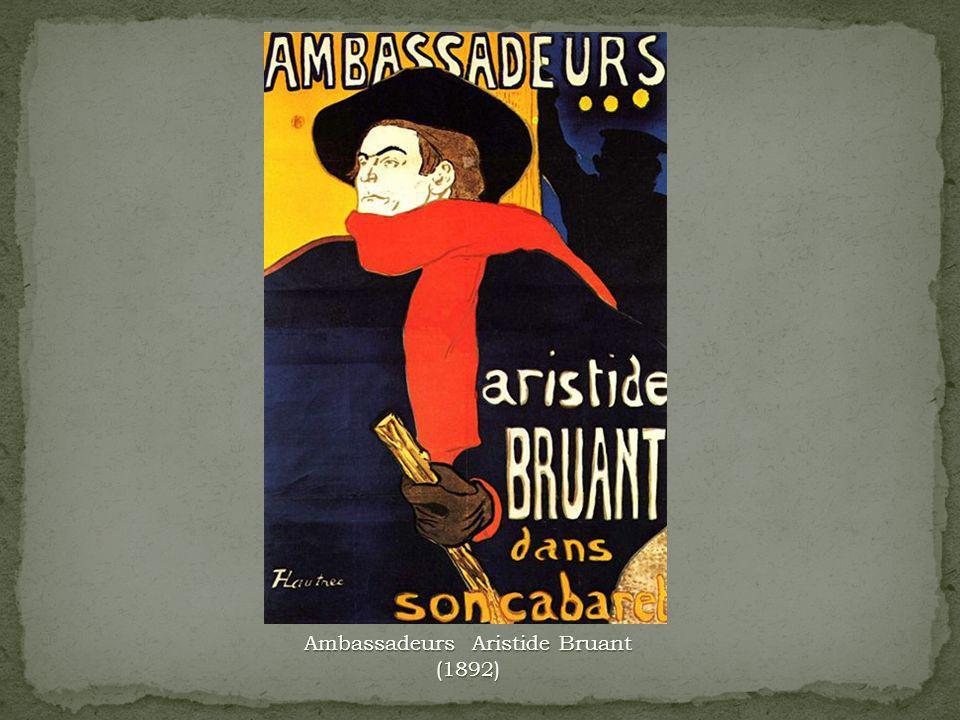 Ambassadeurs Aristide Bruant (1892)
