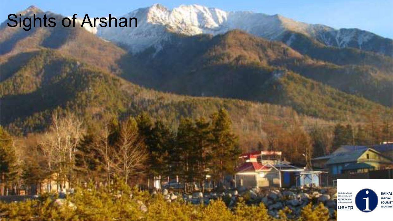 Sights of Arshan