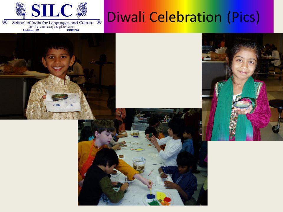 Diwali Celebration (Pics)