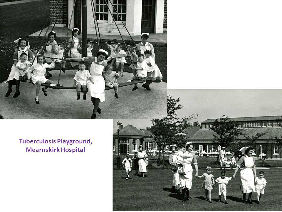 Tuberculosis Playground, Mearnskirk Hospital