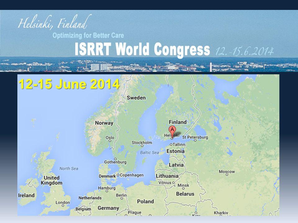 12-15 June 2014